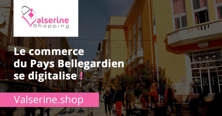 Valserine Shopping